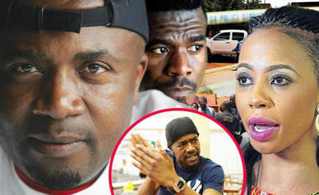 Chicco Twala's son Longwe arrested again, Senzo Meyiwa's ghost tries killing him every night