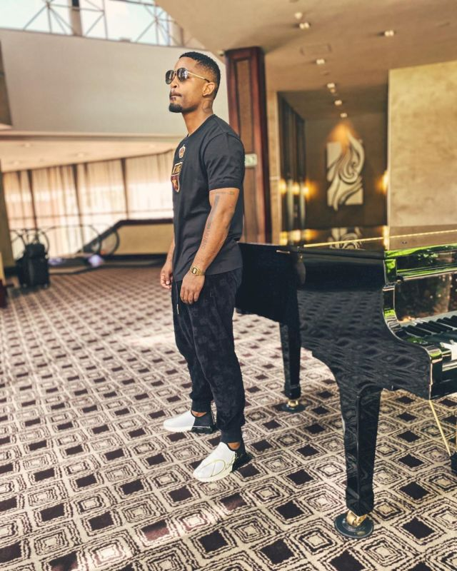 When I was Broke, I stayed at my ex-Girlfriend's place – Prince Kaybee opens up