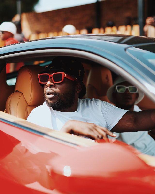 DJ Maphorisa reacts to Tweep advising him to look after Kabza De Small's drinking habit