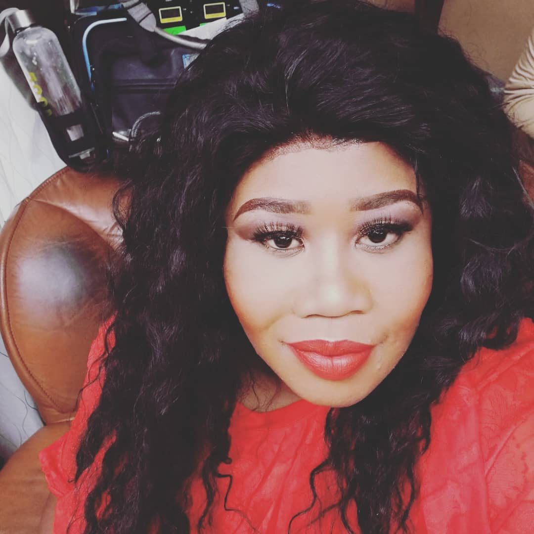 Actress Nomsa Buthelezi says her heart bleeds for the femicide pandemic