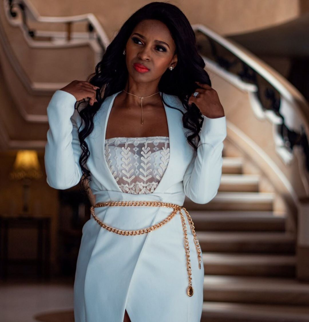 Do you Know why Mzansi is in love with actress Katlego Danke