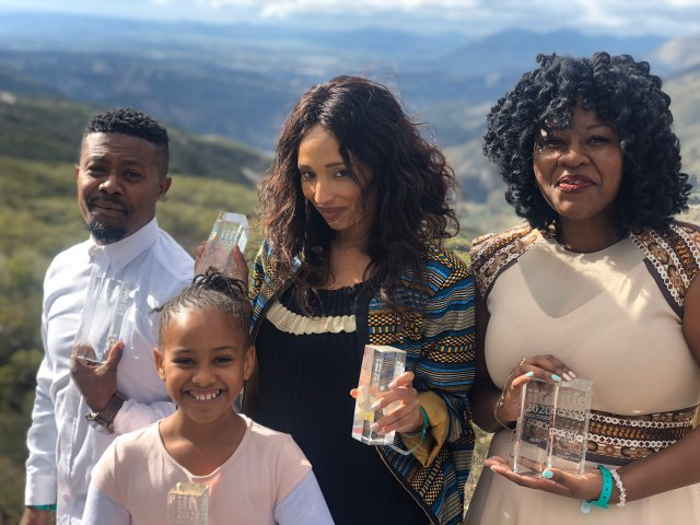 The local South African film Losing Lerato has done it again