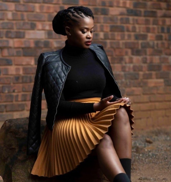 The Queen Actress Zenande Mfenyana Defends Connie and Shona Fergusons