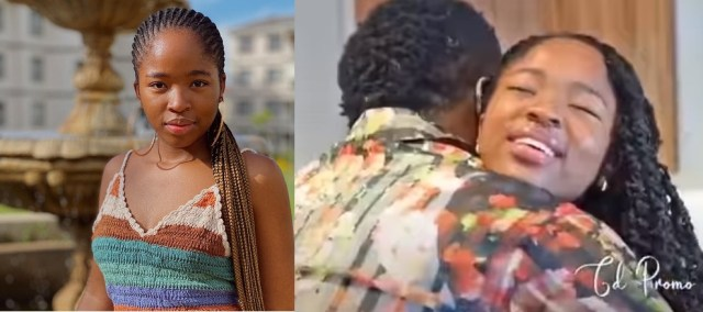 Video: Fans suspecting Uzalo actress Thuthuka Mthembu (Nonka) is in love with a well-known musician