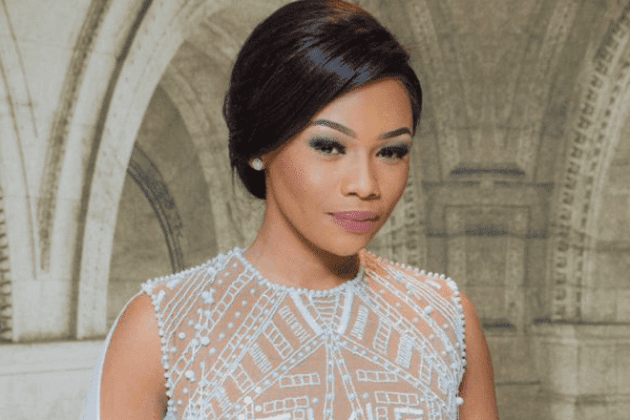 Bonang Matheba tells Phil Mphela he is Rude and disrespectful