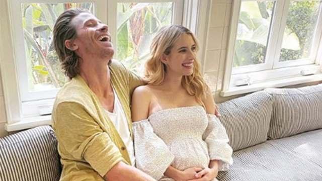 Actress Emma Roberts gives birth to a baby boy