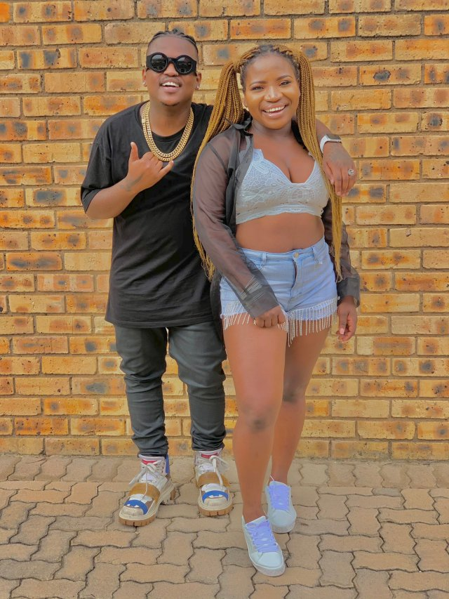 Makhadzi and rapper Focalistic allegedly dating
