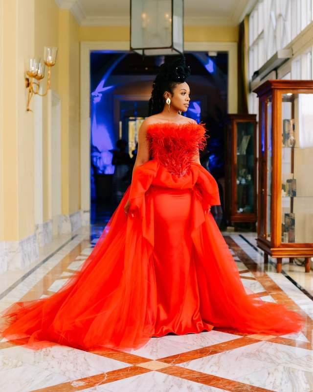 Nomzamo Mbatha reveals how much she hates her dimples
