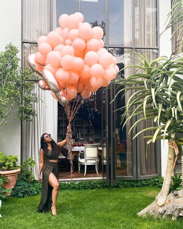 Happy Birthday Pearl Modiadie