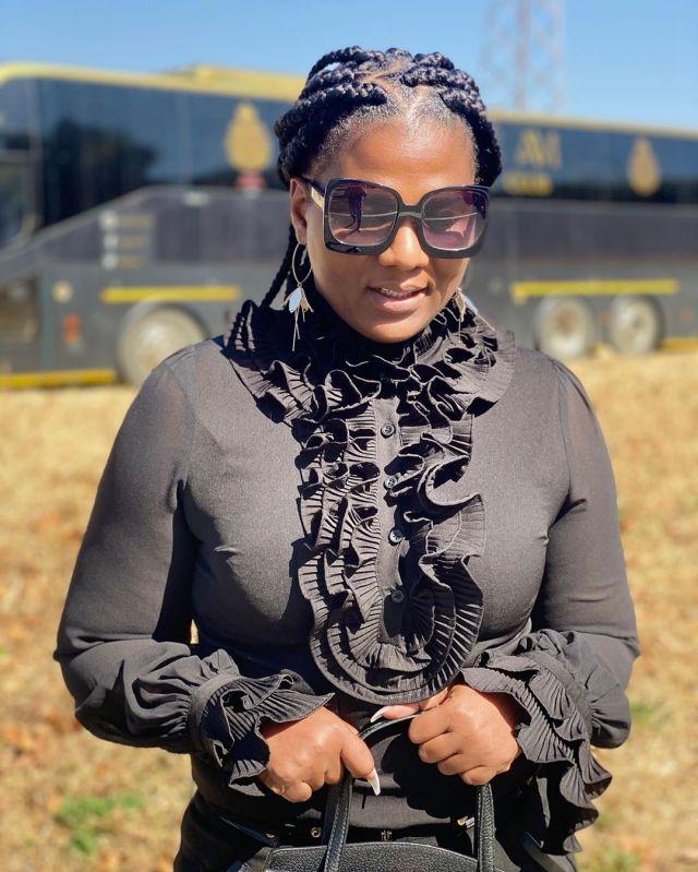 Is Shauwn Mkhize leaving SA for Good?