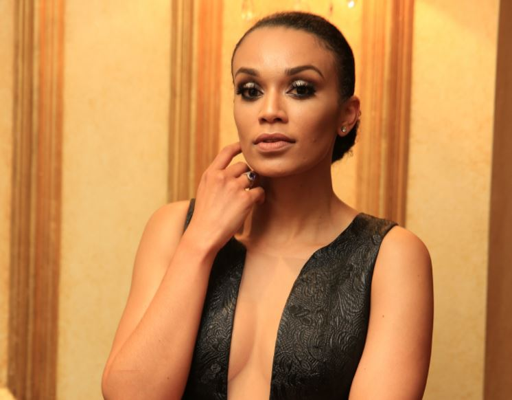 Actress Pearl Thusi claps back: Am I not someone's parent?
