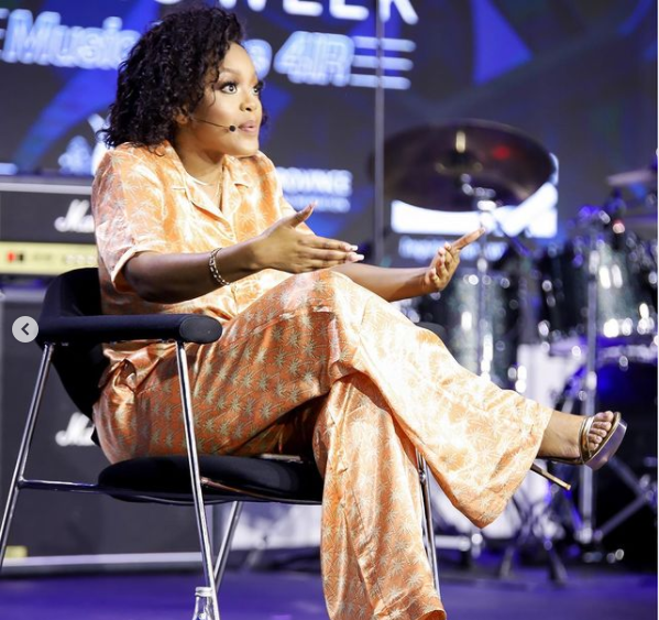Lerato Kganyago honoured to be part of the panel for SA Music Week