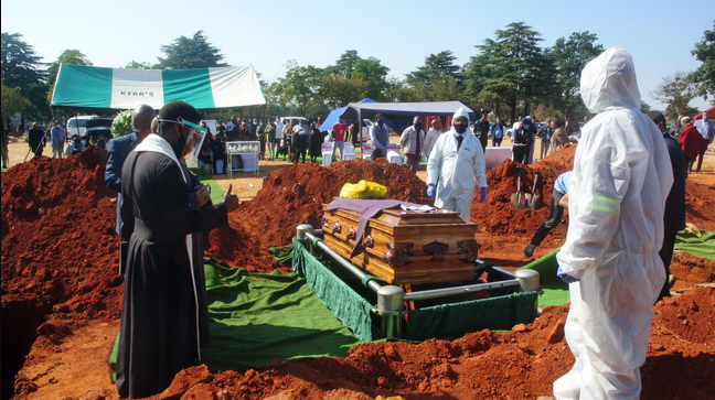 City Parks insists there is plenty of burial space in Joburg despite surge in deaths
