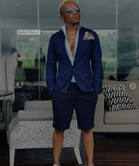Somizi Hints At Opening A Restaurant