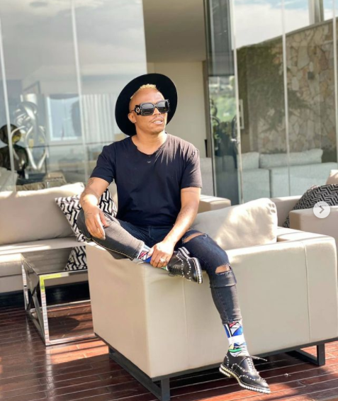 Video: Somizi hints on cooking something something big