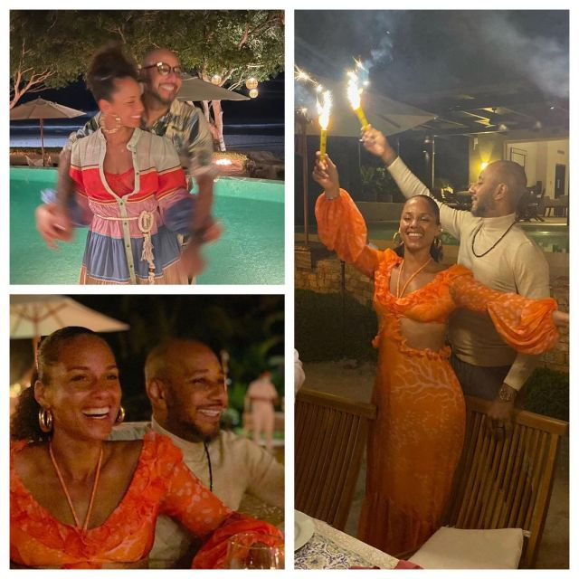 Watch: Alicia Keys celebrates 40th birthday with family and loved ones