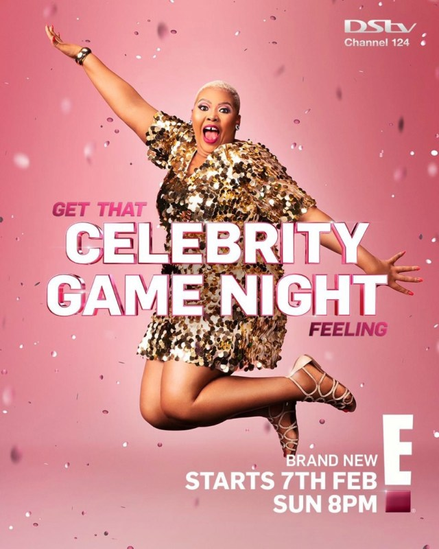 Anele Mdoda announces the return of Celebrity Game Night season 2