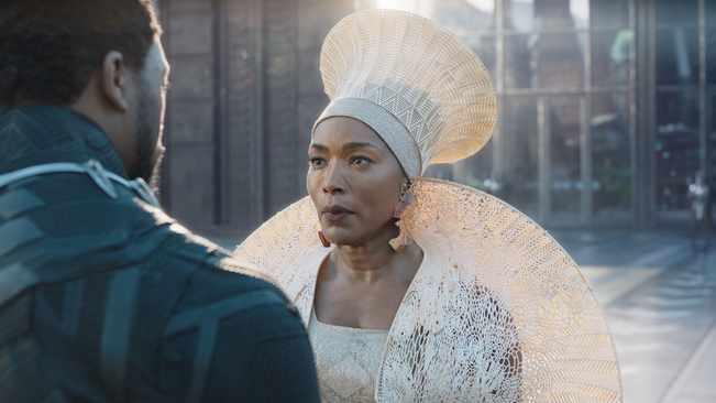 Angela Bassett feels Chadwick Boseman is 'irreplaceable' in 'Black Panther 2'