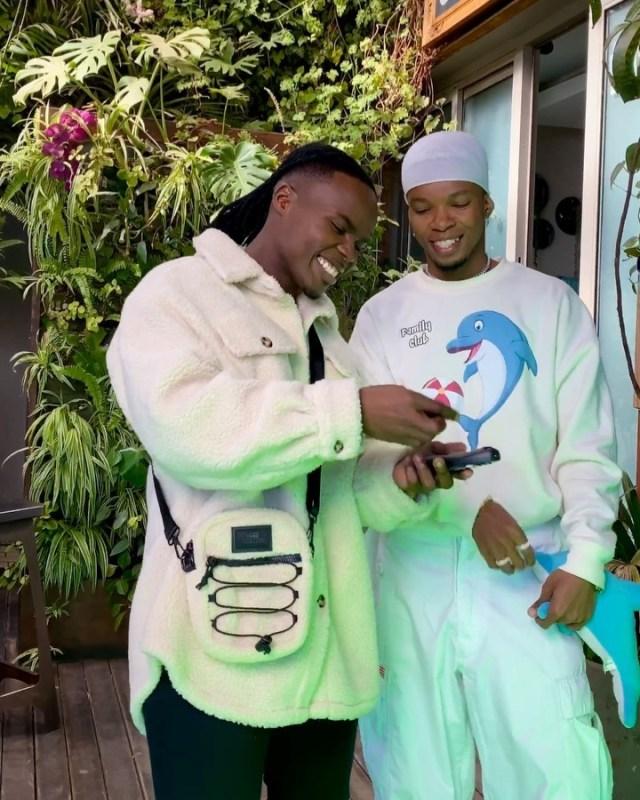Mzansi's Favorite Duo Blaq Diamond Reign Supreme