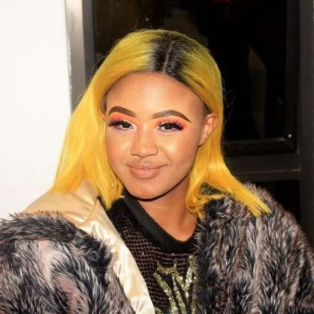 Video of Babes Wodumo breaking English and quickly changing to Zulu resurfaces – Watch