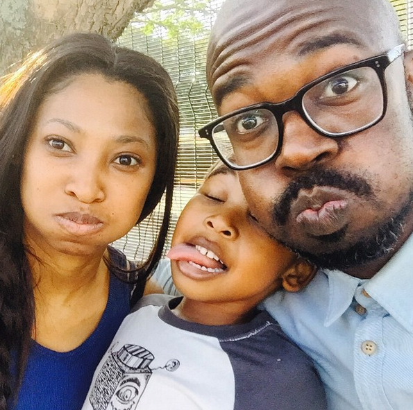 Mzansi questions Actress Enhle Mbali's parenting Skills