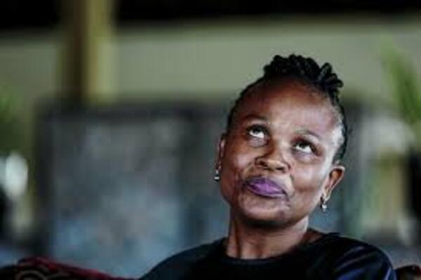 Its over for Public protector Busisiwe Mkhwebane who lied to protect Jacob Zuma