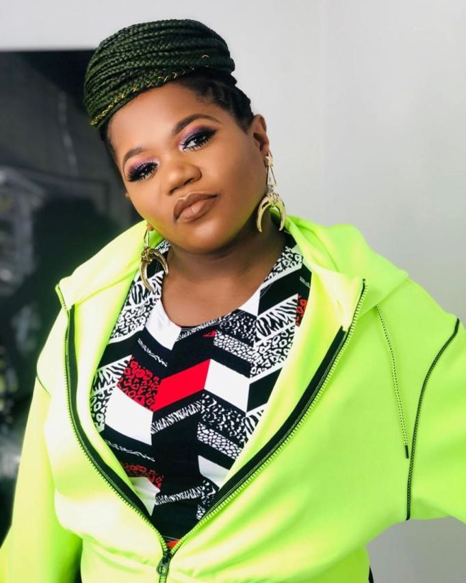 Busiswa spits bars as she celebrates appearing on SA MTVBase hottest MC's 2020 list – Video