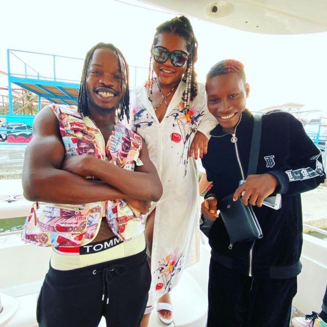Songbird Busiswa joins The Marlian Govt