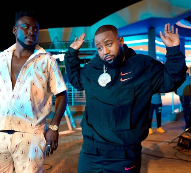 Watch: Cassper Nyovest and Ms Cosmo exposed
