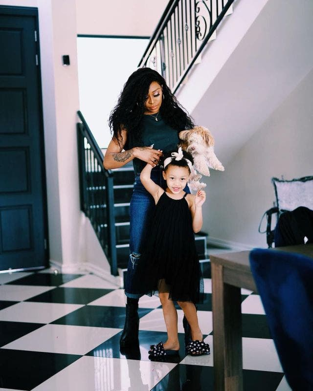 DJ Zinhle on being grateful to have Kairo as her daughter
