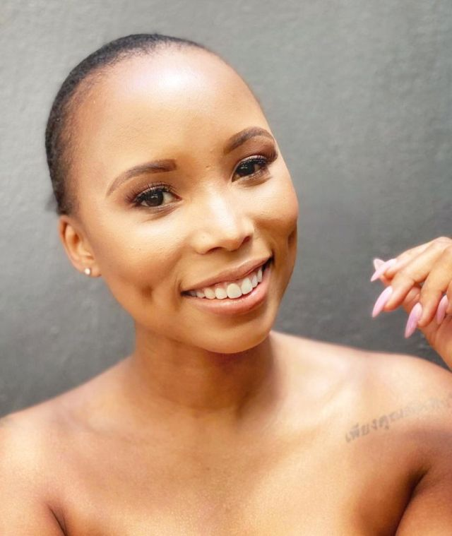 Denise Zimba set to launch a cosmetic line