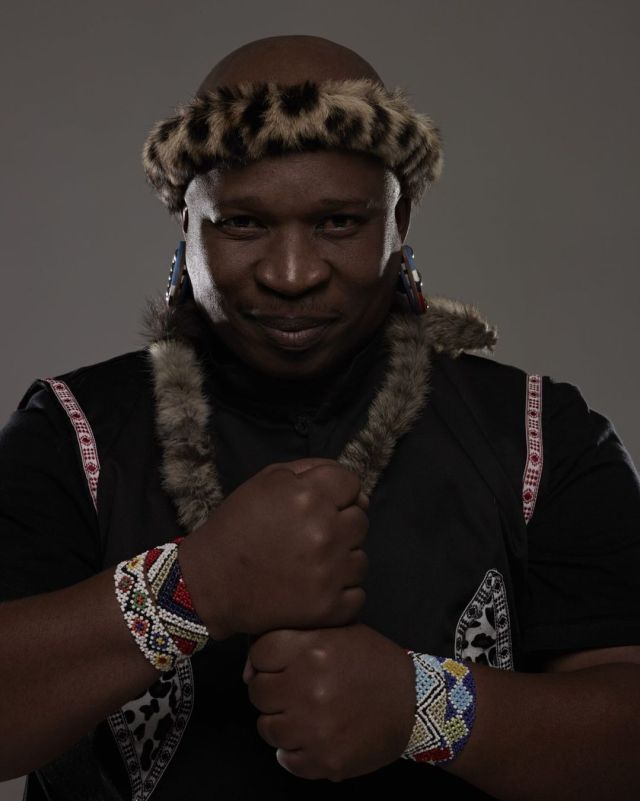 Veteran South African Actor Desmond Dube turns 52 today