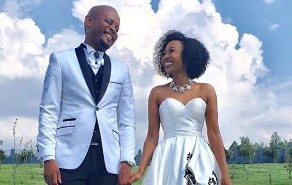 Radio presenter Dineo Ranaka married to an unknown man?