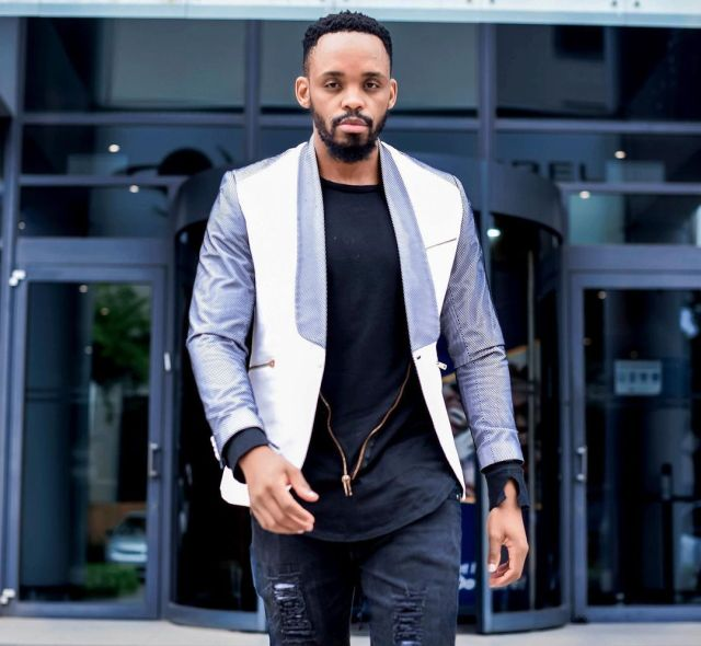 Singer Donald issues an apology after a heated twar with a fan