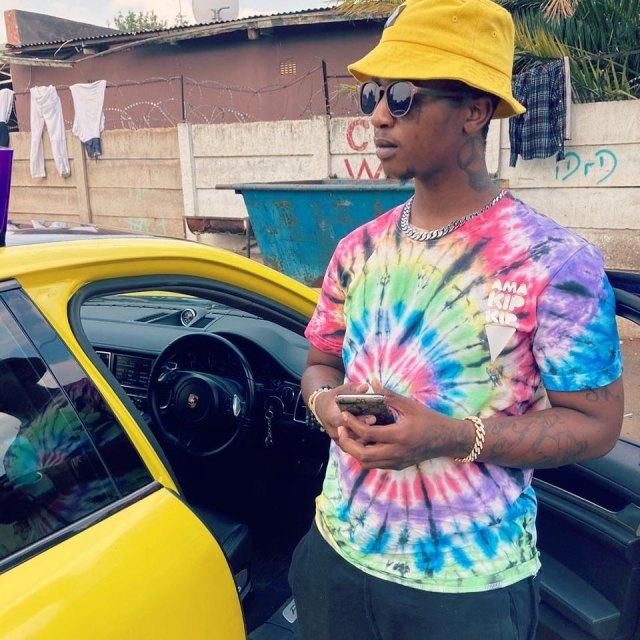 Emtee talks about his death again as he survives car crash