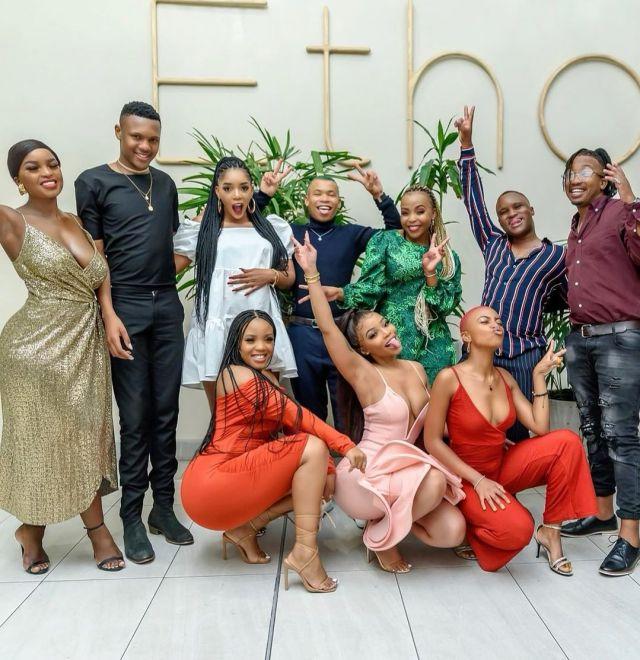 Pics: Inside Faith Nketsi pre birthday party