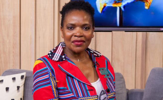 actress Florence Masebe opens up – I might not survive Covid-19