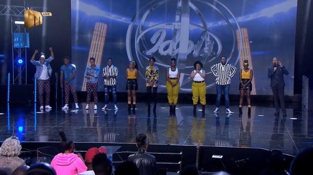Idols SA goes online