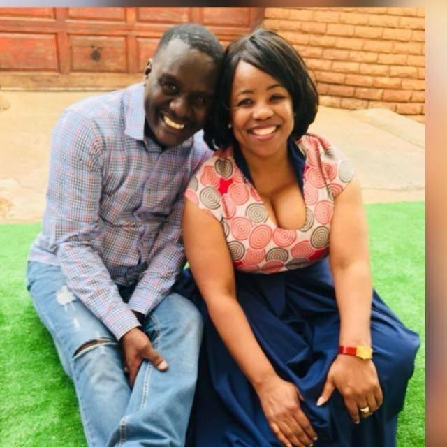 Israel Mosehla's wife, Millicent Mosehla shattered by the pastor's death