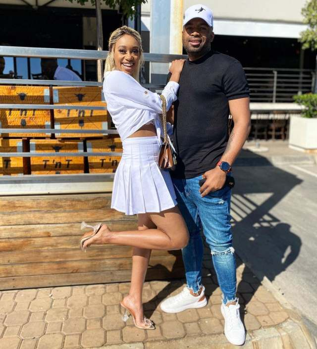 Trouble in paradise: Itumeleng Khune's fed up wife Sphelele packs her bags and leaves
