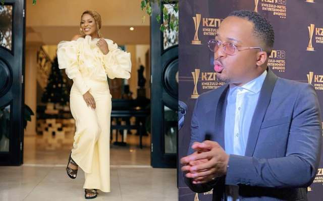 Actress Jessica Nkosi spoils baby daddy TK Dlamini with expensive gifts on his Birthday