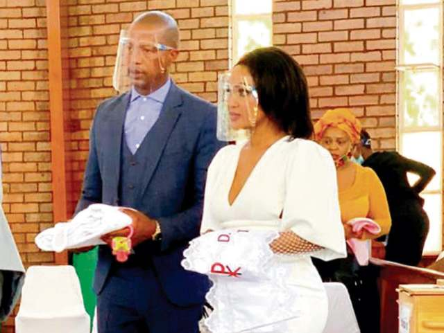 Soccer star Jimmy Tau marries his best friend's daughter