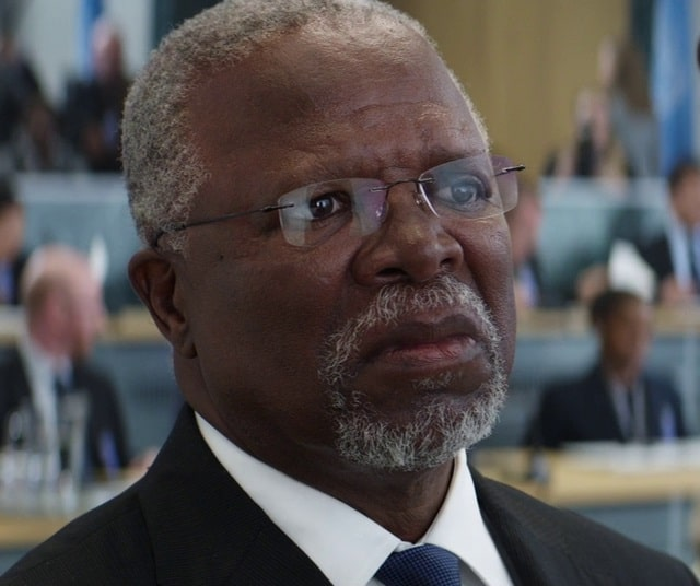 Veteran actor John Kani lashes out at the govt for delays in securing the Covid vaccine