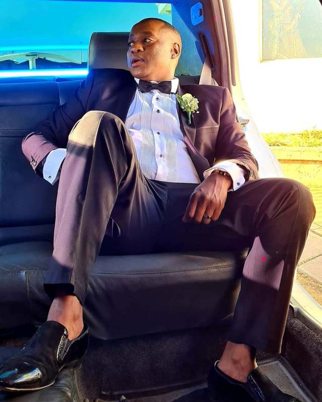 This is What Uyajola 9/9 host Jub Jub has been up To