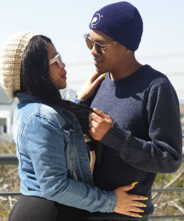 Skeem Saam Actor Katlego Peterson Fights with his Family after an Attack on his Wife