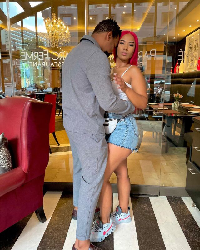 Kay Sibiya's girl goes all out for his birthday
