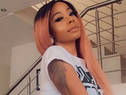Watch:Kelly Khumalo announces her next single drops soon
