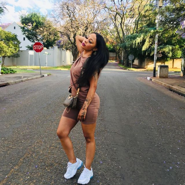 Watch: Kelly Khumalo shows off her post-birthday gift