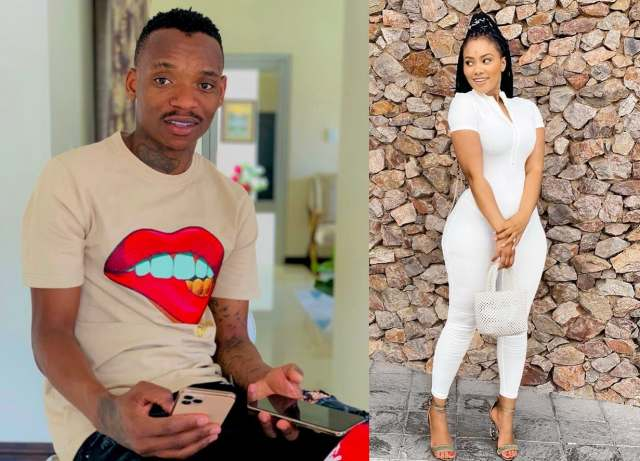 Kaizer Chiefs star Khama Billiat pays lobola for his second wife, Nomcebo