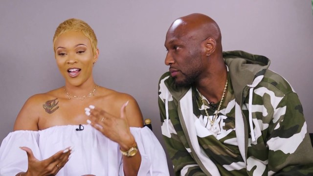 Watch: Lamar Odom accuses ex-girlfriend of holding social media accounts hostage